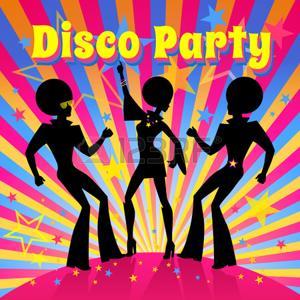 38389508-disco-party-modèle-d-invitation-avec-la-silhouette-d-un-peuple-de-danse-